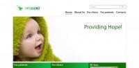 """Strona internetowa """"Egg-donation"""" dla Centrum Medyczne """"Intersono"""" #2"""