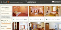 """Website """"Like home"""" #4"""