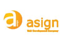 Логотип asign #1