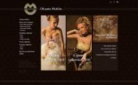 "Strona internetowa ""Oksana Mukha"" #3"