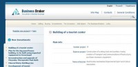 "Website ""Business Broker"" #1"
