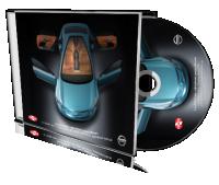 """Materiały POS dla """"Nissan"""" (2008 - 2010) #4"""