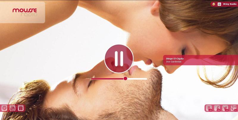 Веб-сайт радіостанції MJoy #7
