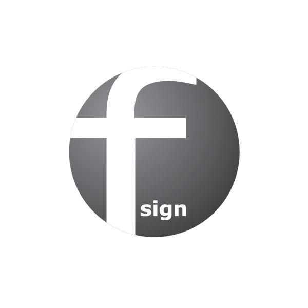 """Логотип для фотостудии """"fSign"""" #1"""