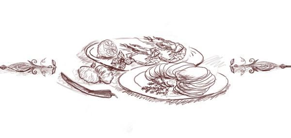 Меню ресторану «Манускрипт на Руській» #4