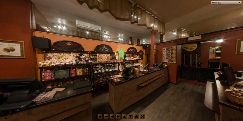 Львівська майстерня шоколаду (3D-тур) #2