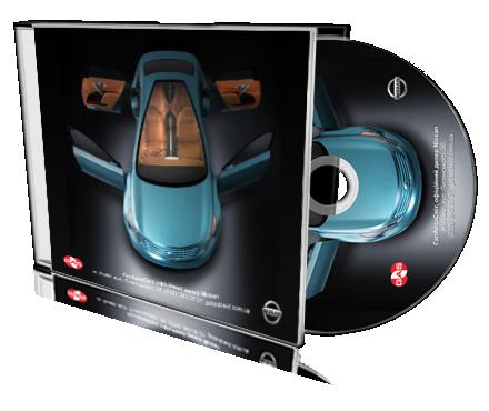 """POS матріали для """"Nissan"""" (2008 - 2010) #4"""