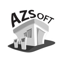 Логотип для проекту «AZSoft» #1
