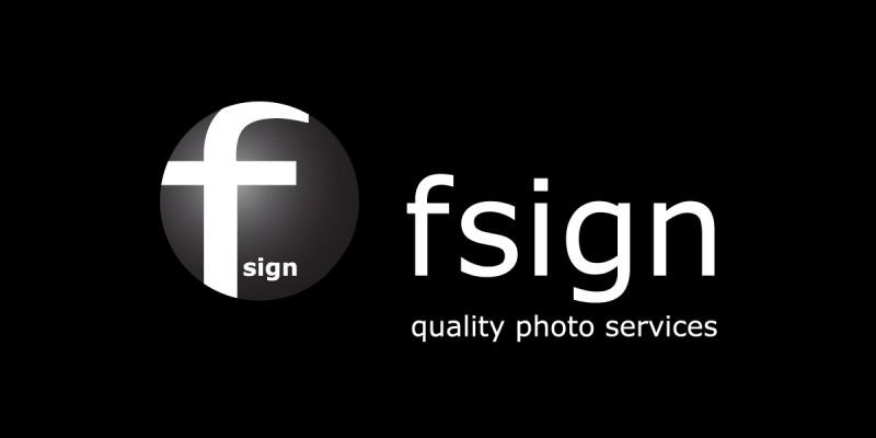 """Logo for the studio """"fSign"""" #3"""