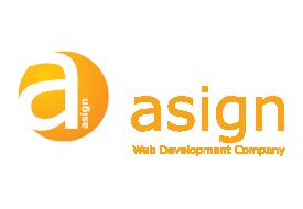 Логотип нашої компанії asign #1